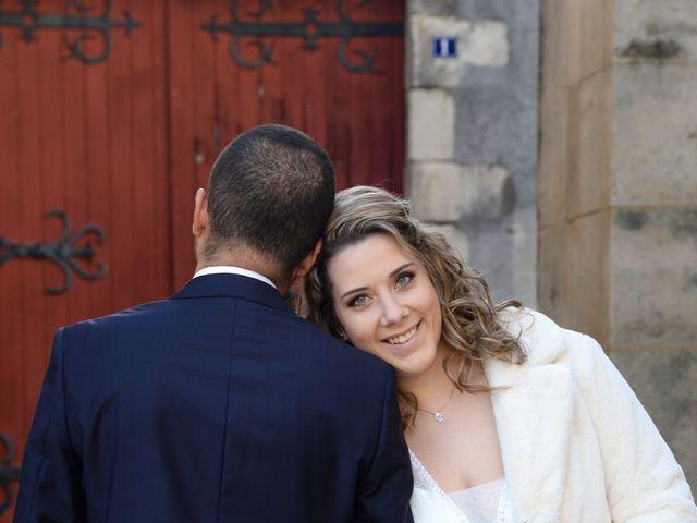 Le mariage de Farouk et Pauline à Chablis, Yonne 9