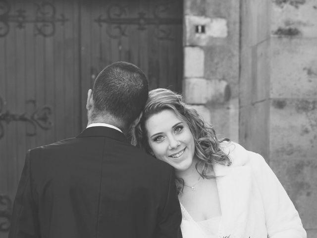 Le mariage de Farouk et Pauline à Chablis, Yonne 10