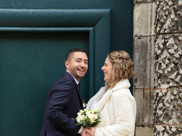 Le mariage de Farouk et Pauline à Chablis, Yonne 13