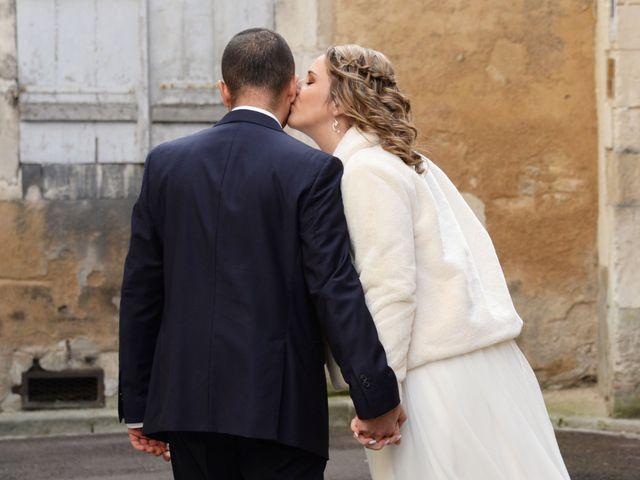 Le mariage de Farouk et Pauline à Chablis, Yonne 15