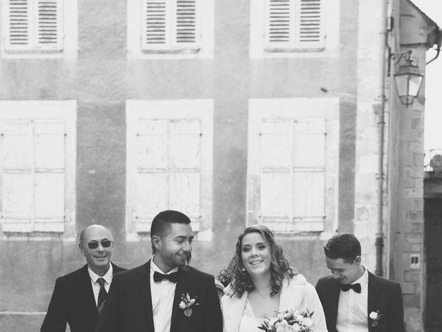 Le mariage de Farouk et Pauline à Chablis, Yonne 20