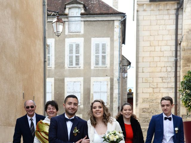 Le mariage de Farouk et Pauline à Chablis, Yonne 21