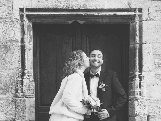 Le mariage de Pauline et Farouk