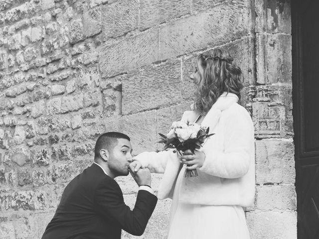 Le mariage de Farouk et Pauline à Chablis, Yonne 24