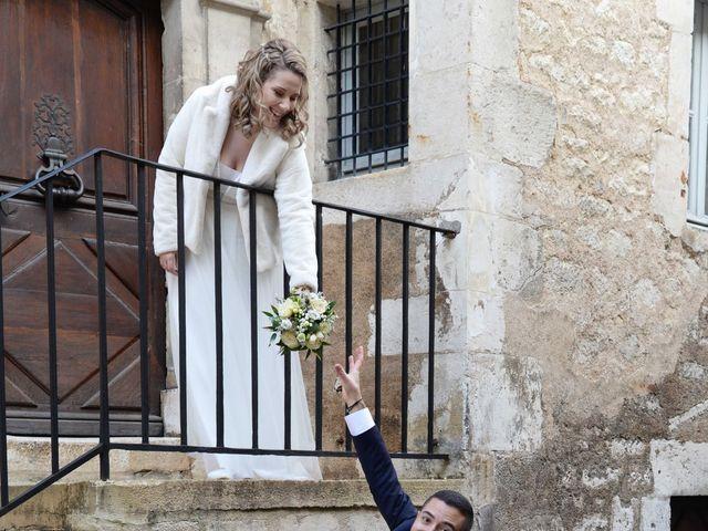 Le mariage de Farouk et Pauline à Chablis, Yonne 25