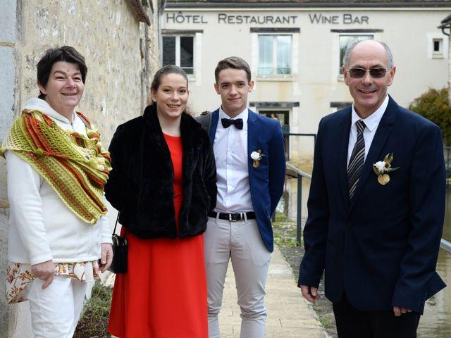 Le mariage de Farouk et Pauline à Chablis, Yonne 27
