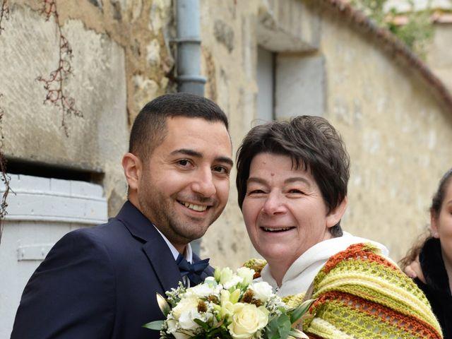 Le mariage de Farouk et Pauline à Chablis, Yonne 30