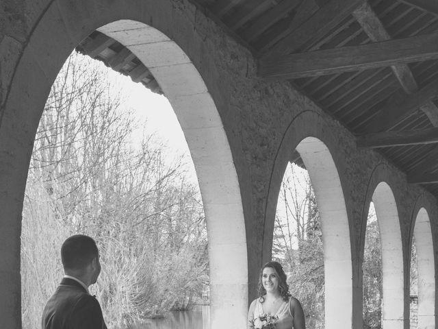 Le mariage de Farouk et Pauline à Chablis, Yonne 1
