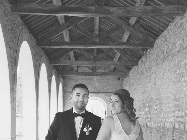 Le mariage de Farouk et Pauline à Chablis, Yonne 37