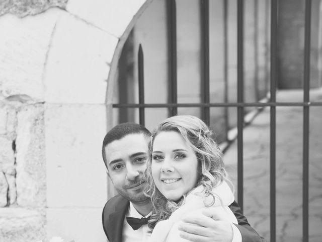 Le mariage de Farouk et Pauline à Chablis, Yonne 2