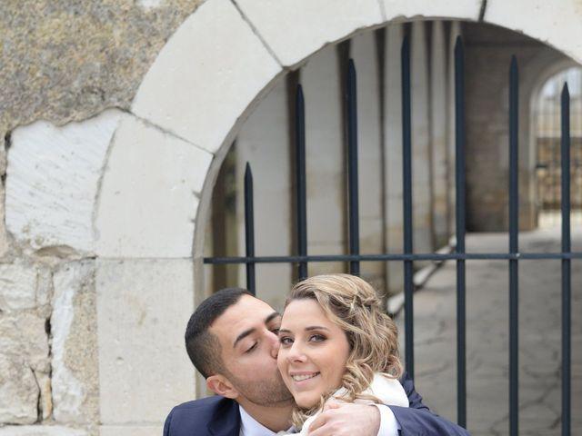 Le mariage de Farouk et Pauline à Chablis, Yonne 39