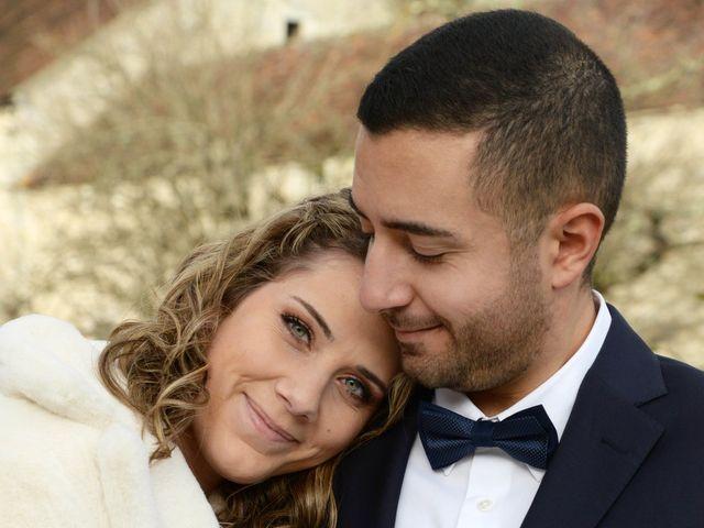 Le mariage de Farouk et Pauline à Chablis, Yonne 43