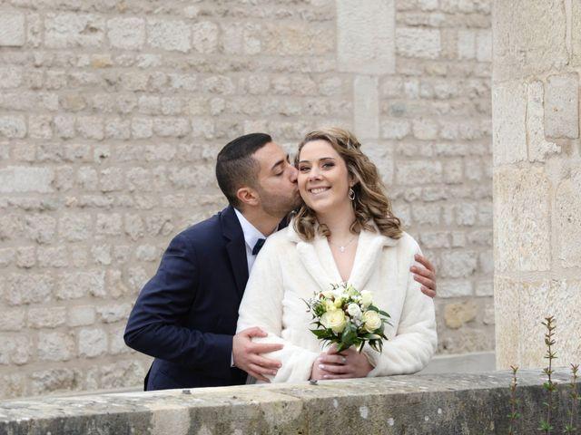 Le mariage de Farouk et Pauline à Chablis, Yonne 51