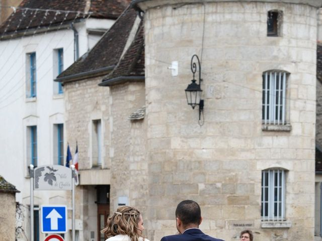 Le mariage de Farouk et Pauline à Chablis, Yonne 55