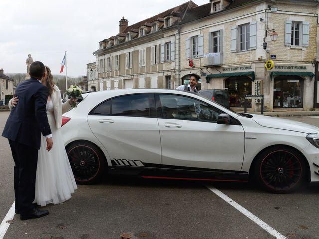 Le mariage de Farouk et Pauline à Chablis, Yonne 57