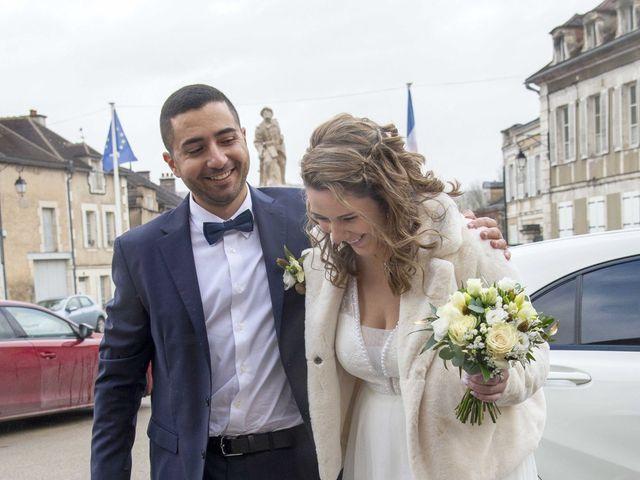 Le mariage de Farouk et Pauline à Chablis, Yonne 59