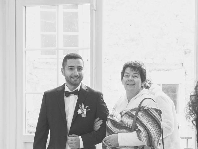 Le mariage de Farouk et Pauline à Chablis, Yonne 63