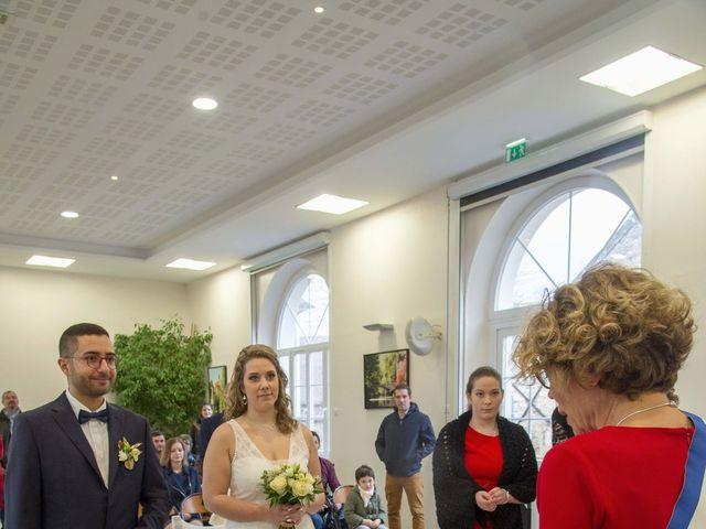 Le mariage de Farouk et Pauline à Chablis, Yonne 67