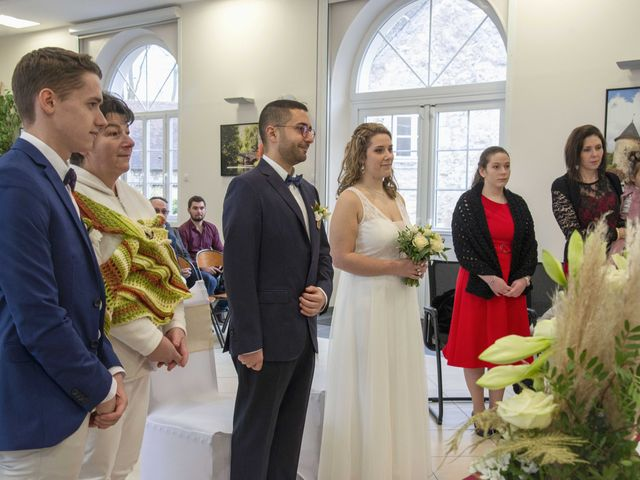 Le mariage de Farouk et Pauline à Chablis, Yonne 71