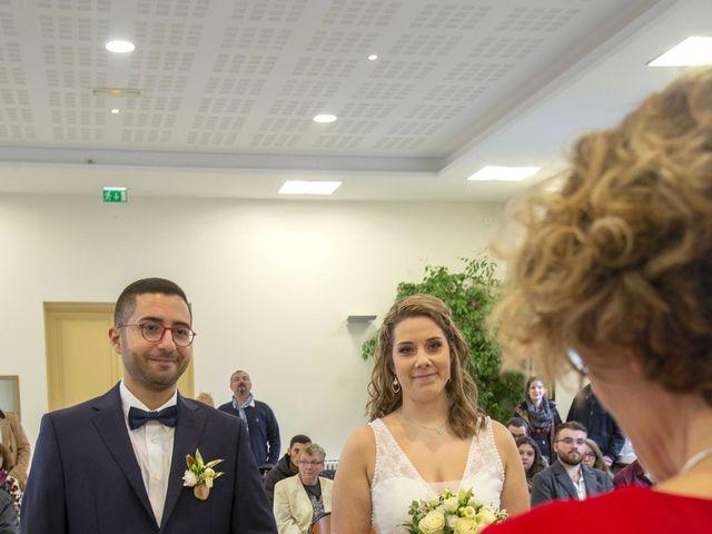 Le mariage de Farouk et Pauline à Chablis, Yonne 72
