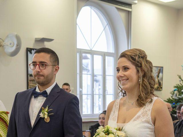Le mariage de Farouk et Pauline à Chablis, Yonne 73