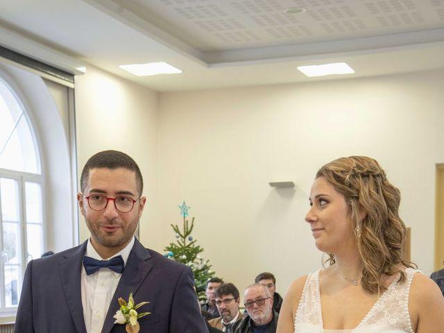 Le mariage de Farouk et Pauline à Chablis, Yonne 75