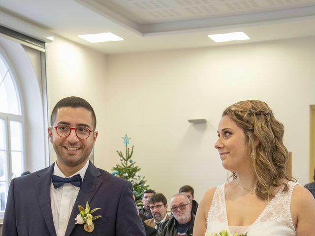 Le mariage de Farouk et Pauline à Chablis, Yonne 76