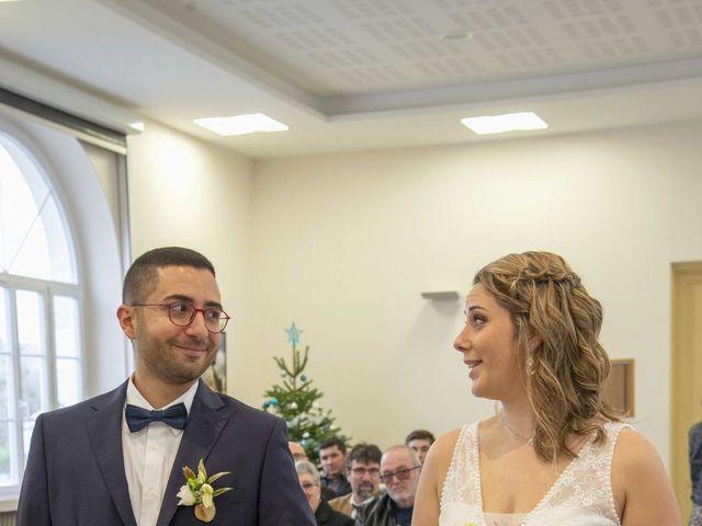 Le mariage de Farouk et Pauline à Chablis, Yonne 78