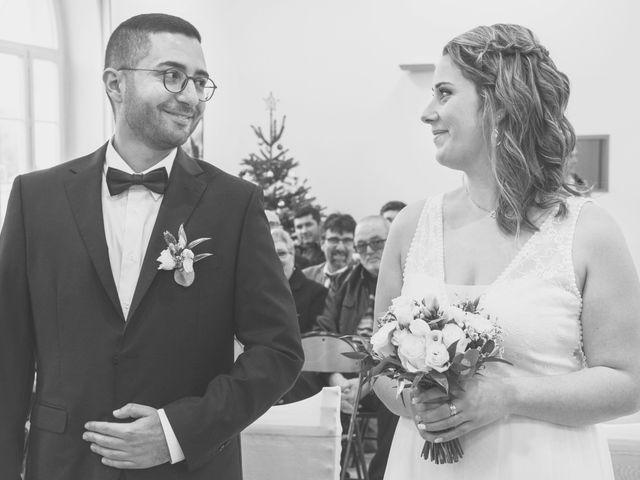 Le mariage de Farouk et Pauline à Chablis, Yonne 79