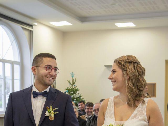 Le mariage de Farouk et Pauline à Chablis, Yonne 80