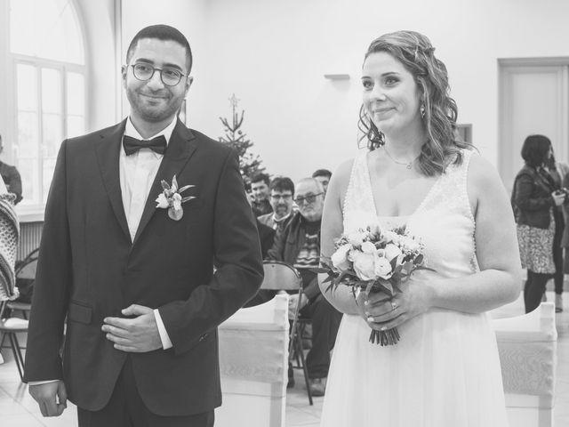 Le mariage de Farouk et Pauline à Chablis, Yonne 81