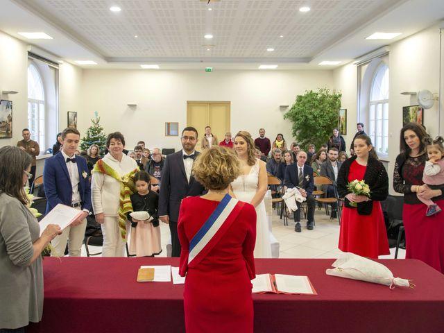 Le mariage de Farouk et Pauline à Chablis, Yonne 82