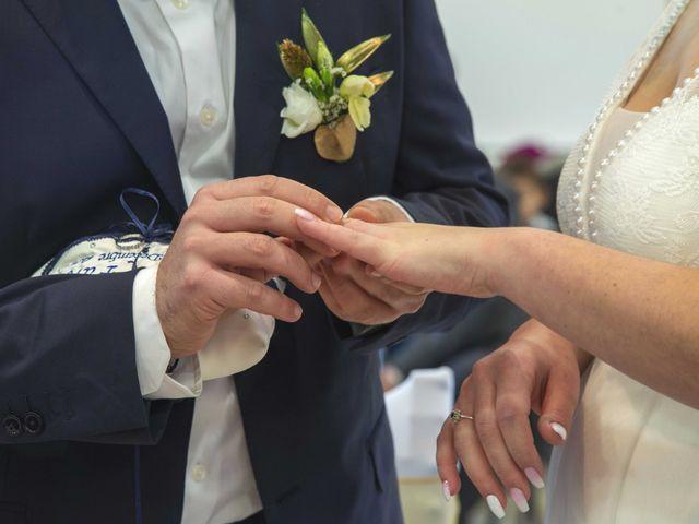 Le mariage de Farouk et Pauline à Chablis, Yonne 83