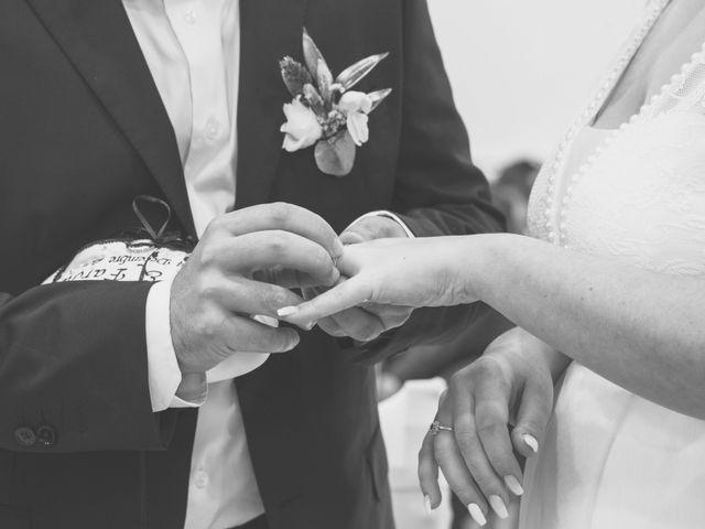 Le mariage de Farouk et Pauline à Chablis, Yonne 84