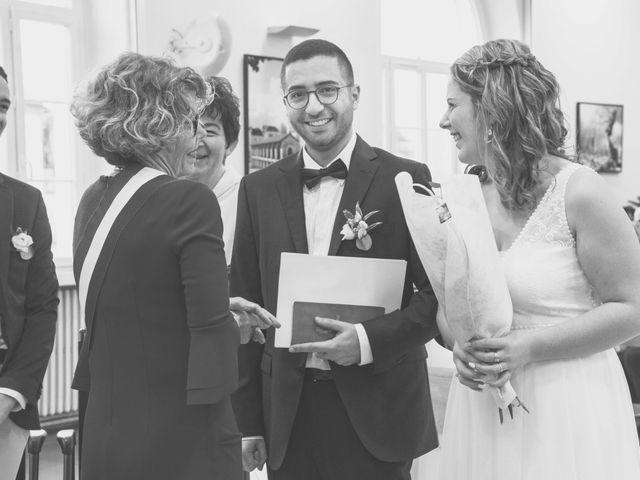 Le mariage de Farouk et Pauline à Chablis, Yonne 94
