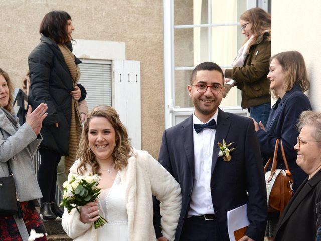 Le mariage de Farouk et Pauline à Chablis, Yonne 99