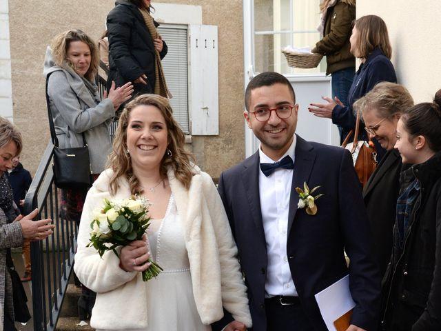 Le mariage de Farouk et Pauline à Chablis, Yonne 100