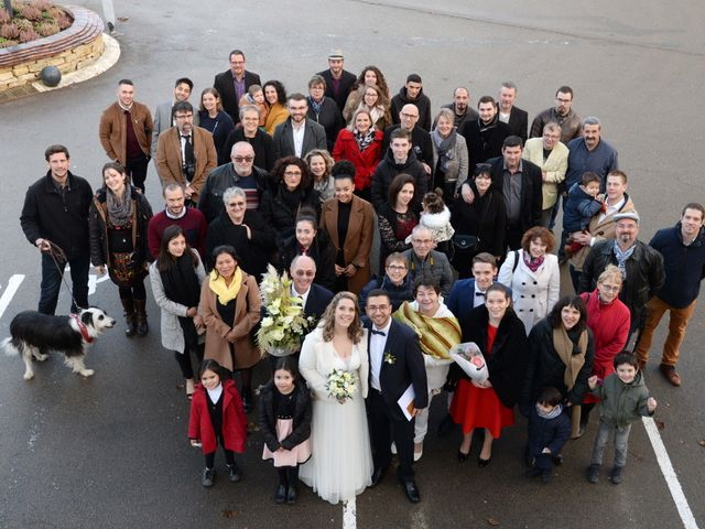 Le mariage de Farouk et Pauline à Chablis, Yonne 101