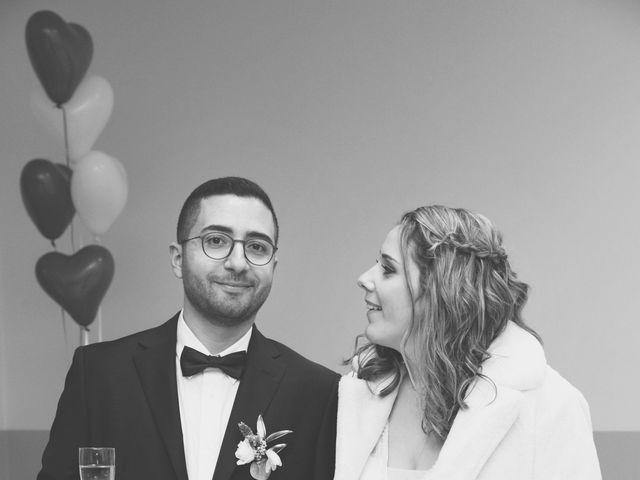 Le mariage de Farouk et Pauline à Chablis, Yonne 115