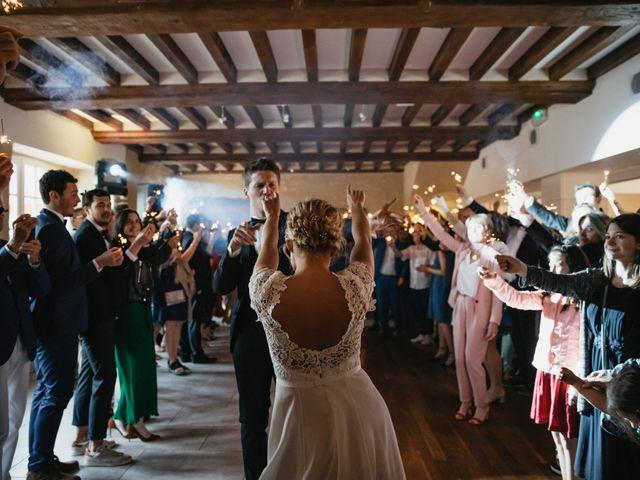 Le mariage de Charly et Audrey à Sully , Calvados 10