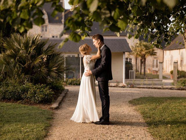 Le mariage de Charly et Audrey à Sully , Calvados 11