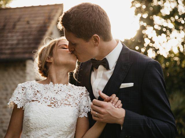 Le mariage de Charly et Audrey à Sully , Calvados 13