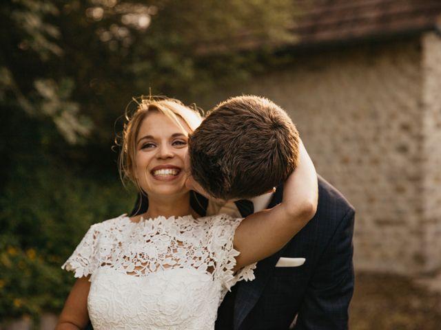 Le mariage de Charly et Audrey à Sully , Calvados 15