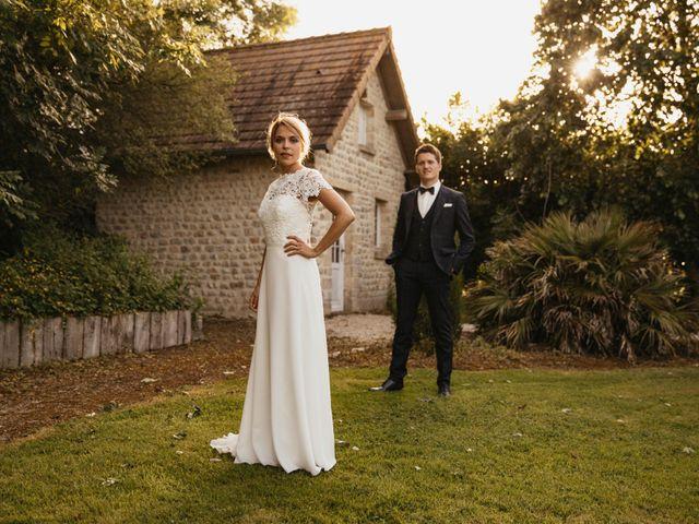 Le mariage de Charly et Audrey à Sully , Calvados 16