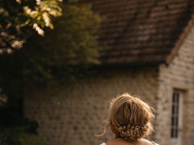 Le mariage de Charly et Audrey à Sully , Calvados 18