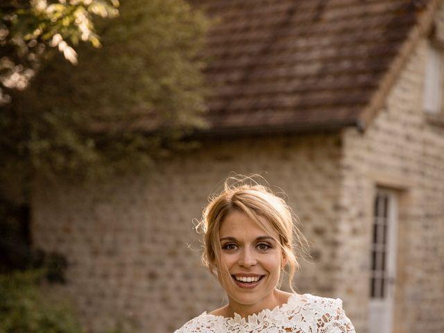 Le mariage de Charly et Audrey à Sully , Calvados 19