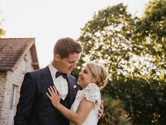 Le mariage de Charly et Audrey à Sully , Calvados 21
