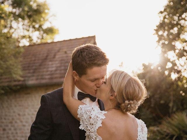 Le mariage de Charly et Audrey à Sully , Calvados 23
