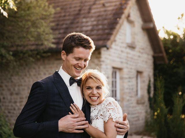 Le mariage de Charly et Audrey à Sully , Calvados 24