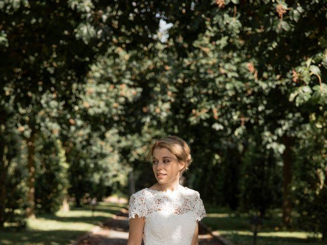 Le mariage de Charly et Audrey à Sully , Calvados 28